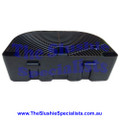Black GBG Wide Drip Tray Back