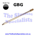 GBG Shaft Complete GT - Semicircle tip