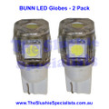 LED Globe - BUNN (2 Pack)