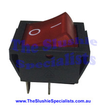 Main Power 2 Way Switch - Red