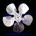 Aluminium Fan Blade 200mm