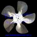 254mm Aluminium Fan Blade