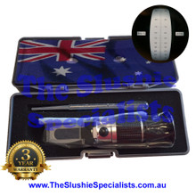 90% Refractometer Package