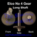 Elco No 4 Gear (Long Shaft)