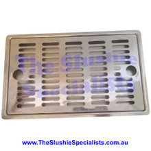 Stainless Steel Drip Tray Flat Wide Top