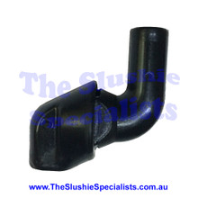 Jet Ice Drain Pipe Outlet
