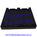 Evaporator Tray Black Double