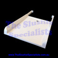 SPM Evaporator Tray White Single