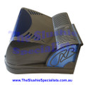 CAB Faby Lid - Complete Front Half Grey/Blue F001/GMB
