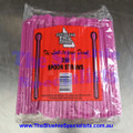 Pink Spoon Straw Pack of 250