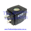 CAB Parker Solenoid Coil RT14, F601, 1208601014