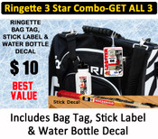 Ringette Tournament Combo Pre-Order