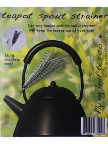 Teapot Spout Strainer