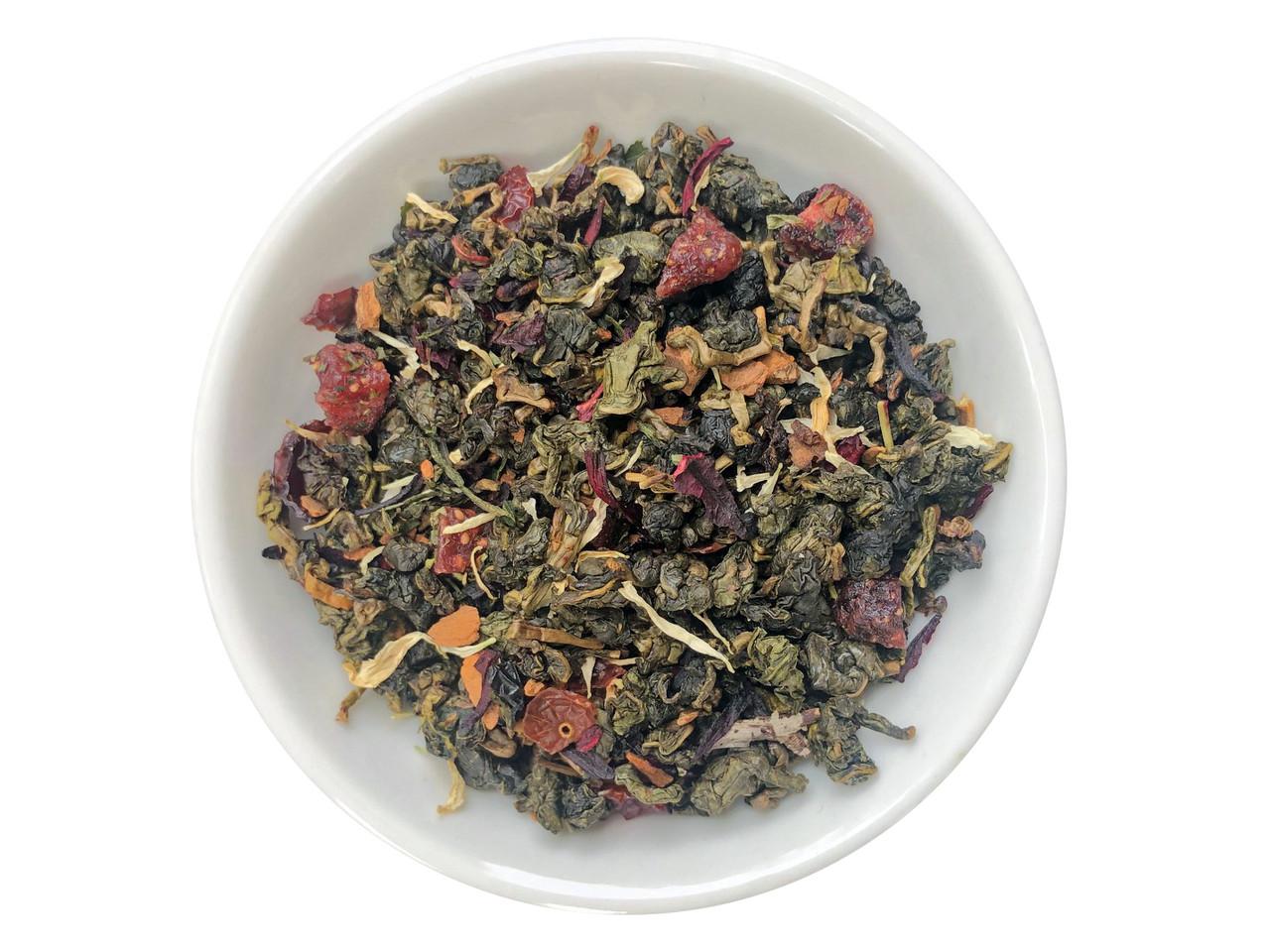 Strawberry-Pu-Erh | Tea Squared