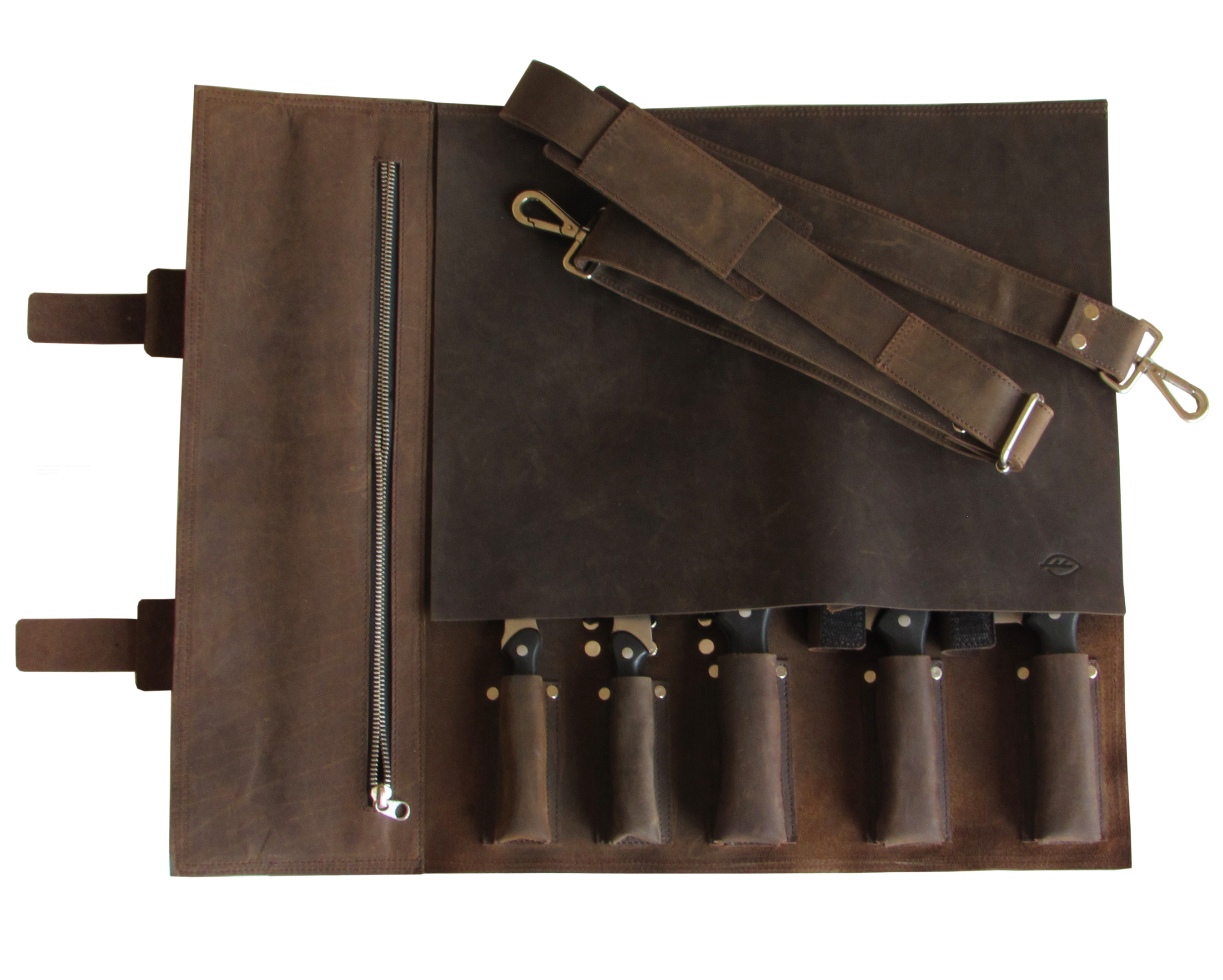 Knife Roll Chef