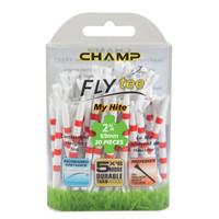 "Champ My Hite FLYTee Golf Tees, 2.75 inch, 2 3/4 """