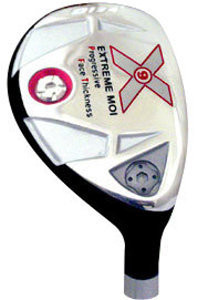 X9 Extreme MOI, 2009 TaylorMade R9