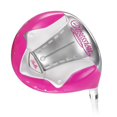 iBella Obsession Hot Pink Titanium driver