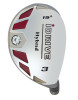 idrive hybrid golf head, burner style, right or left hand