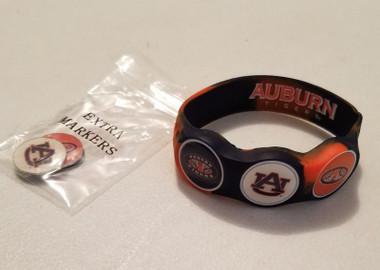 Auburn Tigers Wristskins