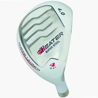 White Heater 4.0 hybrid in left or right hand