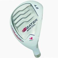White Heater 4.0 hybrid in left or right hand