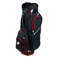Orlimar CRX 14.6 Golf Cart Bag - Black/Red