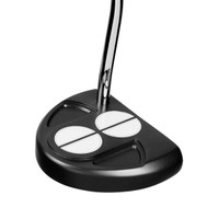 Orlimar F60 Black Mallet Putter, two ball alignment