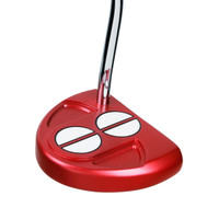 Orlimar F60 Putter - Red/Black RH 35""