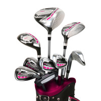 Powerbilt Pro Power Woman's package golf club set