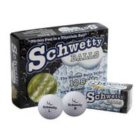 Schwetty Balls - One Dozen Novelty Golf Balls