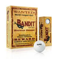 Bandit MD illegal Golf Balls - Dozen