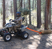 Deer Dragger - for ATV/UTV