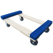 Rubber Cap Dolly, hvy duty