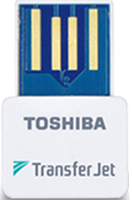 Toshiba Transfer Jet USB Wireless Adapter (Windows