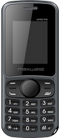Maxwest Uno M2 Phone New Unlocked (Grey)