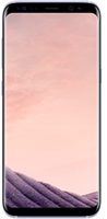 Samsung Galaxy S8+  64GB A+  Orchid Gray (Open Box) (Unlocked)Lte