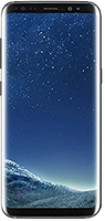 Samsung Galaxy S8  G955F 64GB A+ Black (Open Box) (Unlocked) Lte