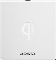 ADATA Wireless Charging Pad Cw0050 Ultra Slim (White)