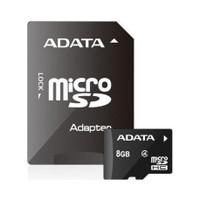 ADATA Micro SD 8GB Retail Packing