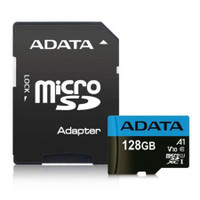 ADATA Micro SD 128GB Retail Packing