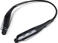 LG Tone Triumph  HBS 510 Bluetooth Headset  Black (New)