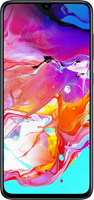 Samsung Galaxy A70 128GB Black (New) (Unlocked)