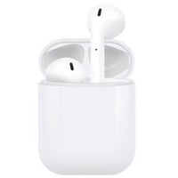 i15-Touch 5.0 true Wireless Stereo Earbuds  (White)