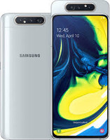 Samsung Galaxy A80 Silver New Unlocked