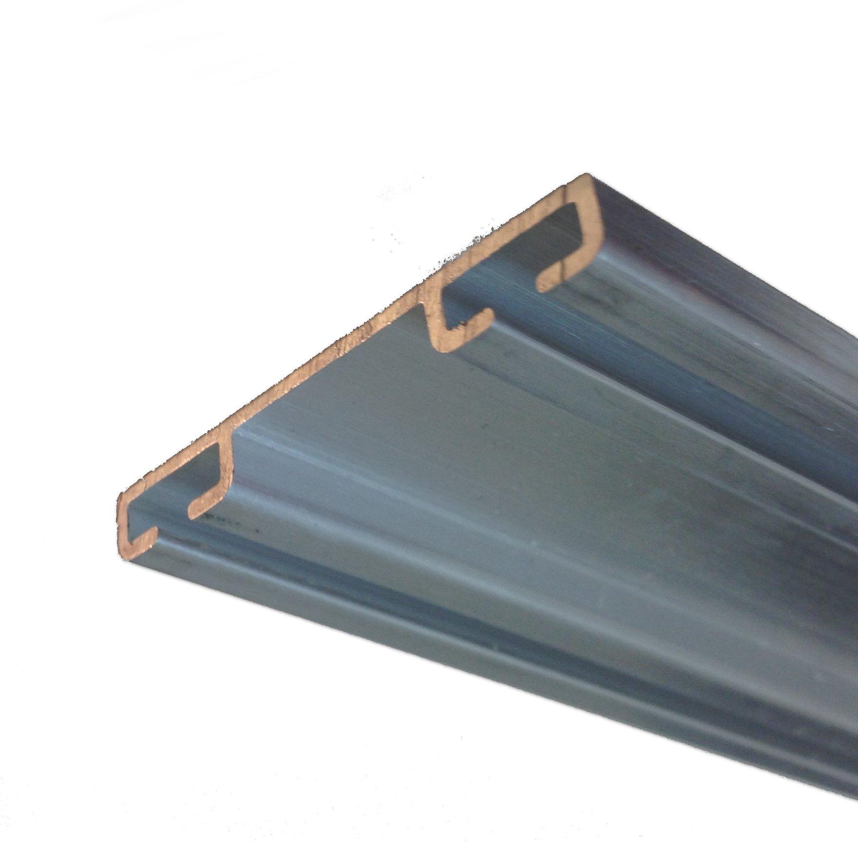 Aluminum garage door threshold - Aluminumchannel Jpg
