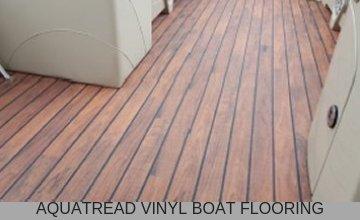 AquaTread Vinyl Boat Flooring