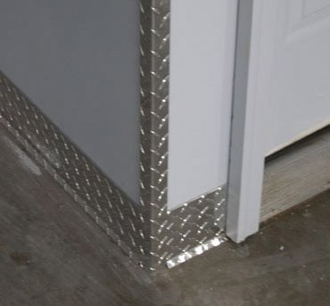 Stainless Steel And Aluminum Corner Protectors Stainless
