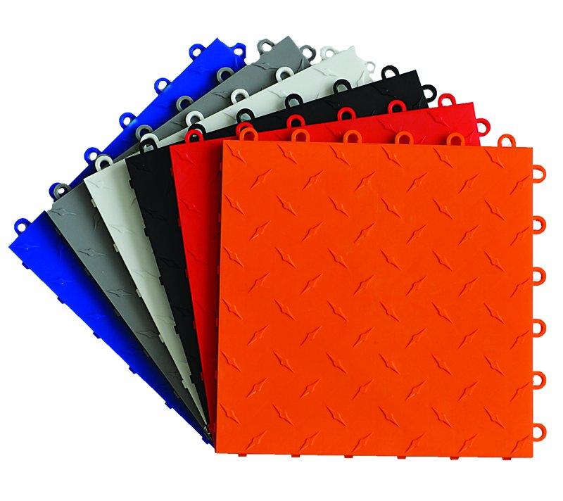 Hard Interlocking Tiles
