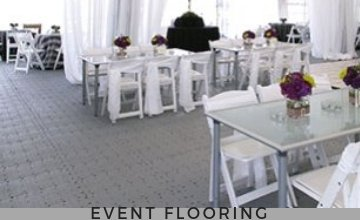Modular Event Floors